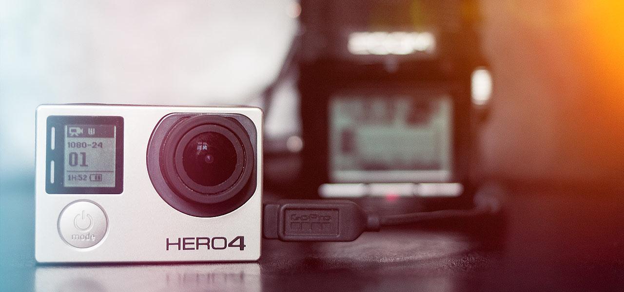 Externes Mikro an GoPro anschließen