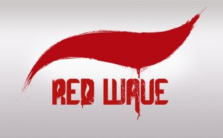 Red Wave // Logo